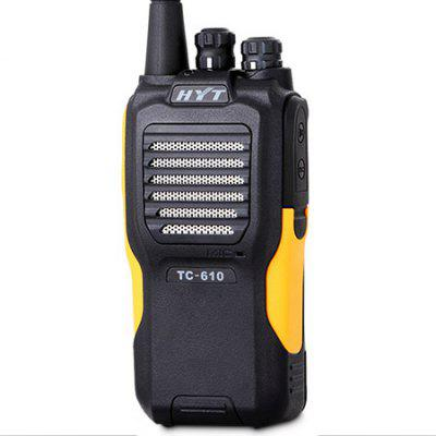 TC - 610 Portable Wireless Handheld Walkie Talkie