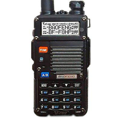 BAOFENG F8HP Wireless Dual Band Walkie Talkie