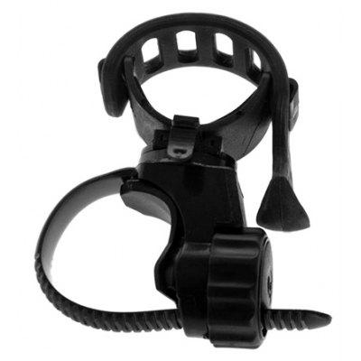 Flexible Bicycle Cycling Handlebar Bike Flashlight Holder