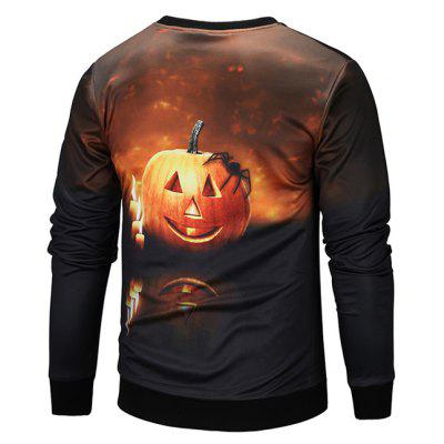 Mr Bao Long Miss Go Halloween Hoodies SweatshirtMens Hoodies &amp; Sweatshirts<br>Mr Bao Long Miss Go Halloween Hoodies Sweatshirt<br><br>Brand: Mr.Bao Long&amp;Miss.Go<br>Material: Polyester, Spandex<br>Package Contents: 1 x Sweatshirt<br>Package size: 30.00 x 21.00 x 1.00 cm / 11.81 x 8.27 x 0.39 inches<br>Package weight: 0.4200 kg<br>Product weight: 0.4000 kg