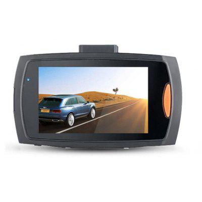 JS - C218 HD DVR Dash Cam - BLACK