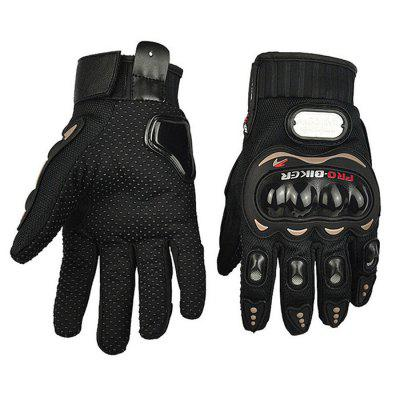 PROBIKER  MCS - 01C Motorcycle Racing Half-finger Gloves