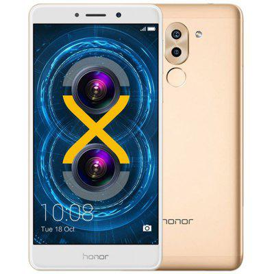 Huawei Honor 6X 4G Phablet Global Version - GOLDEN