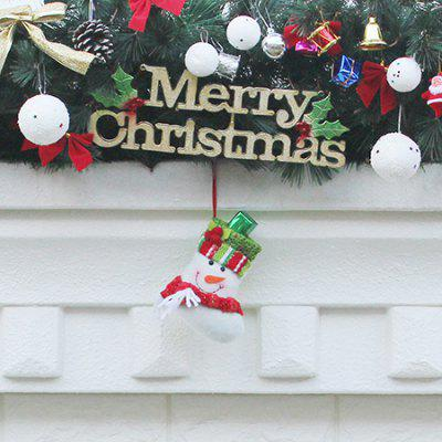 CX17116 Small Size Christmas Snowman Shape StockingChristmas Supplies<br>CX17116 Small Size Christmas Snowman Shape Stocking<br><br>For: All<br>Material: Nonwoven<br>Package Contents: 1 x Christmas Stocking<br>Package size (L x W x H): 7.00 x 9.50 x 2.00 cm / 2.76 x 3.74 x 0.79 inches<br>Package weight: 0.1000 kg<br>Product weight: 0.0140 kg<br>Usage: Christmas, Party