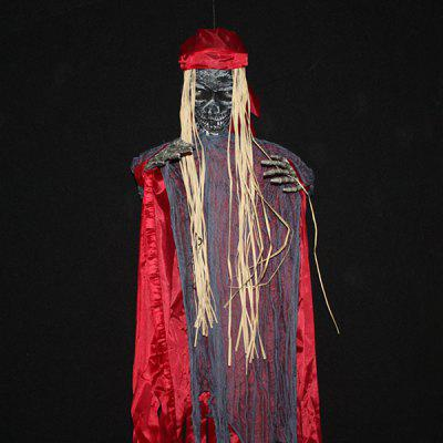 Buy RED 140 Creative Scary Tricky Prop Costume for Halloween for $39.05 in GearBest store