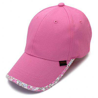 QingFang Summer Fashion UnisexParent-child Baseball Hat