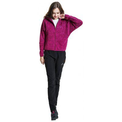 Polar Fire Female Sports Jacket with Batwing Sleeve