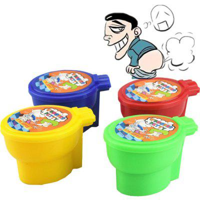 Novelty Fart Mud Toy 1PC