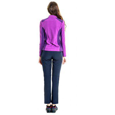 Polar Fire Lightweight Windproof Outdoor Fleece JacketJackets &amp; Coats<br>Polar Fire Lightweight Windproof Outdoor Fleece Jacket<br><br>Activity: Outdoor Lifestyle<br>Features: Keep Warm, Windproof, Breathable<br>Gender: Women<br>Material: Polyester Fiber, Fleece<br>Package Content: 1 x Outdoor Jacket<br>Package size: 30.00 x 38.00 x 0.50 cm / 11.81 x 14.96 x 0.2 inches<br>Package weight: 0.1940 kg<br>Product weight: 0.1680 kg