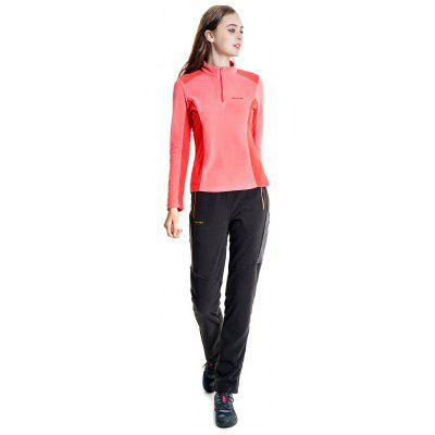 Polar Fire Female Lightweight Windproof Outdoor Fleece Jacket