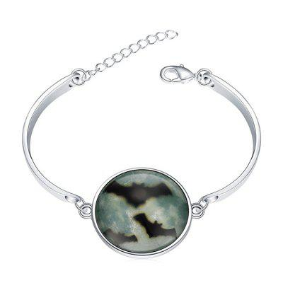 Copper Plated Silver Halloween Night Sky Bat BraceletBracelets &amp; Bangles<br>Copper Plated Silver Halloween Night Sky Bat Bracelet<br><br>Fabric: 925 Silver<br>Occasions: Others, Performance, Party<br>Package Contents: 1 x Bracelet<br>Package size (L x W x H): 7.00 x 5.00 x 5.00 cm / 2.76 x 1.97 x 1.97 inches<br>Package weight: 0.0700 kg<br>Product weight: 0.0500 kg<br>Style: Monster<br>Type: Bracelet