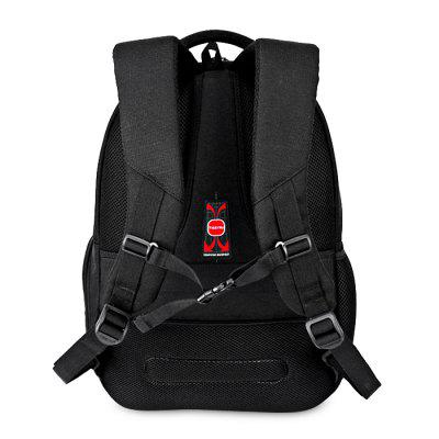 Tigernu T - B3204 Nylon 28L Leisure Backpack Laptop BagBackpacks<br>Tigernu T - B3204 Nylon 28L Leisure Backpack Laptop Bag<br><br>Bag Capacity: 28L<br>Brand: TIGERNU<br>Capacity: 21 - 30L<br>Features: Laptop Bag, Ultra Light, Water Resistance<br>For: Casual, Sports, Work<br>Gender: Unisex<br>Material: Nylon<br>Package Contents: 1 x Tigernu T - B3204 Leisure Backpack<br>Package size (L x W x H): 34.00 x 8.00 x 41.00 cm / 13.39 x 3.15 x 16.14 inches<br>Package weight: 0.8600 kg<br>Product size (L x W x H): 33.00 x 19.00 x 46.00 cm / 12.99 x 7.48 x 18.11 inches<br>Product weight: 0.8500 kg<br>Strap Length: 46 - 75cm<br>Style: Leisure<br>Type: Backpack