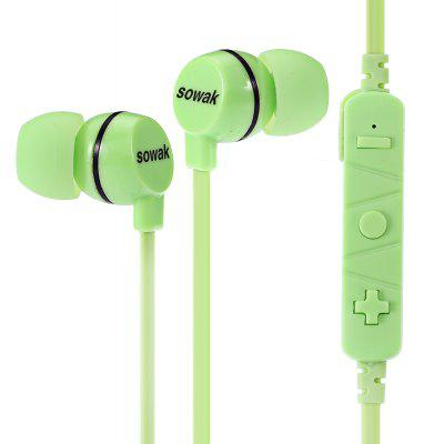 SOWAK H3 In-ear Stereo Bluetooth Headset Waterproof