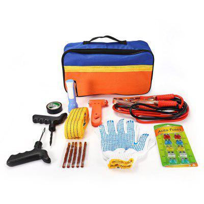 T883 Car Emergency Road Assistance Kit