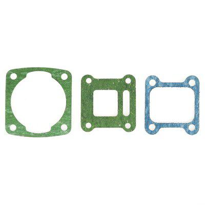 Minimoto Engine Gasket Cylinder Pad Complete SetOther  Motorcycle Accessories<br>Minimoto Engine Gasket Cylinder Pad Complete Set<br><br>Accessories type: Gasket<br>Package Contents: 7 x Gasket<br>Package size (L x W x H): 13.00 x 11.50 x 1.20 cm / 5.12 x 4.53 x 0.47 inches<br>Package weight: 0.0120 kg<br>Product weight: 0.0100 kg