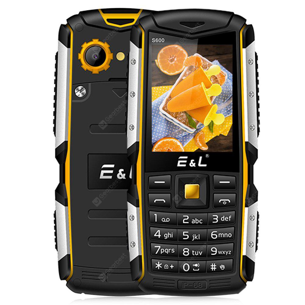 EL S600 Quad Band Unlocked Phone