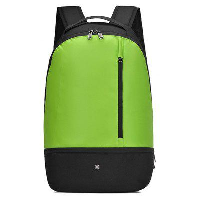 Outdoor Leisure Durable Multifunctional Polyester Backpack