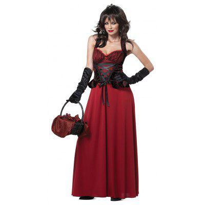 Vestito Decorativo Spandex di Halloween per Cosplay