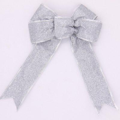 Christmas Decorative Charming Ribbon Bowknot