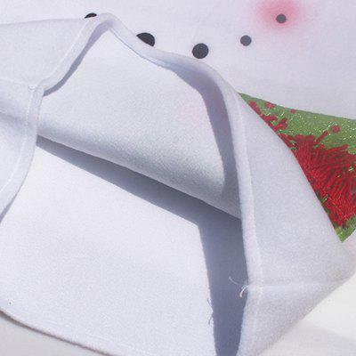 Christmas Snowman Shape Seat CoverChristmas Supplies<br>Christmas Snowman Shape Seat Cover<br><br>For: All<br>Material: Nonwoven<br>Package Contents: 1 x Seat Cover<br>Package size (L x W x H): 21.00 x 18.00 x 3.00 cm / 8.27 x 7.09 x 1.18 inches<br>Package weight: 0.2800 kg<br>Product size (L x W x H): 42.00 x 51.00 x 0.30 cm / 16.54 x 20.08 x 0.12 inches<br>Product weight: 0.2650 kg<br>Usage: Christmas