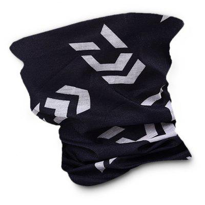 Quick Dry Head Wear Masque Bandanas pour le Cyclisme en Plein Air
