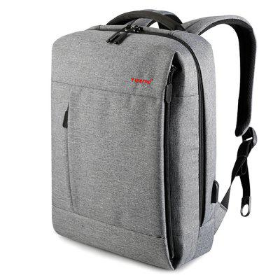 Tigernu T - B3269 Waterproof USB Leisure BackpackBackpacks<br>Tigernu T - B3269 Waterproof USB Leisure Backpack<br><br>Brand: TIGERNU<br>Capacity: 11 - 20L<br>For: Casual, Traveling, Work<br>Gender: Unisex<br>Package Contents: 1 x Backpack<br>Package size (L x W x H): 42.00 x 8.00 x 31.00 cm / 16.54 x 3.15 x 12.2 inches<br>Package weight: 0.8300 kg<br>Product size (L x W x H): 41.00 x 13.00 x 30.00 cm / 16.14 x 5.12 x 11.81 inches<br>Product weight: 0.8200 kg<br>Strap Length: 44 - 73cm<br>Style: Fashion<br>Type: Backpack