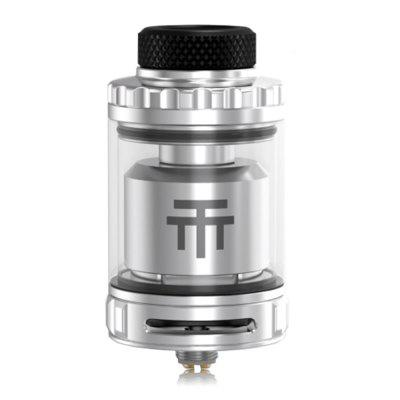 Original Vandy Vape TRIPLE 28 RTARebuildable Atomizers<br>Original Vandy Vape TRIPLE 28 RTA<br><br>Brand: Vandy Vape<br>Material: Stainless Steel, Glass<br>Model: TRIPLE 28<br>Package Contents: 1 x Triple RTA, 1 x 18.5mm Delrin Doc Tip, 1 x Accessory Bag, 1 x Replacement Glass Tube, 1 x 510 Adapter<br>Package size (L x W x H): 10.00 x 8.00 x 4.00 cm / 3.94 x 3.15 x 1.57 inches<br>Package weight: 0.2100 kg<br>Product size (L x W x H): 4.19 x 2.80 x 2.80 cm / 1.65 x 1.1 x 1.1 inches<br>Product weight: 0.1650 kg<br>Rebuildable Atomizer: RBA,RTA<br>Type: Rebuildable Atomizer, Tank Atomizer, Rebuildable Tanks
