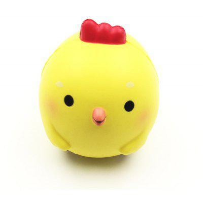 Slow Rising Squishy Toy Lovely Cartoon Chicken Style