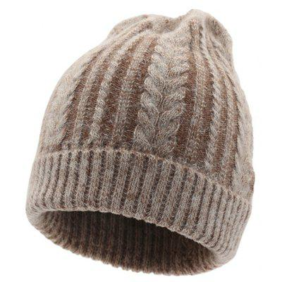 Soft Warm Cable Knit Slouchy Beanie Hat