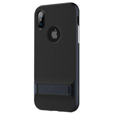 ROCK Shock Absorption Phone Holder Case for iPhone X