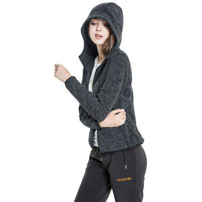 Polar Fire Lightweight Outdoor Fleece Sports JacketJackets &amp; Coats<br>Polar Fire Lightweight Outdoor Fleece Sports Jacket<br><br>Activity: Outdoor Lifestyle<br>Features: Windproof, Breathable, Keep Warm<br>Gender: Women<br>Material: Polyester Fiber<br>Package Content: 1 x Jacket<br>Package size: 28.00 x 58.00 x 0.50 cm / 11.02 x 22.83 x 0.2 inches<br>Package weight: 0.4720 kg<br>Product weight: 0.4460 kg