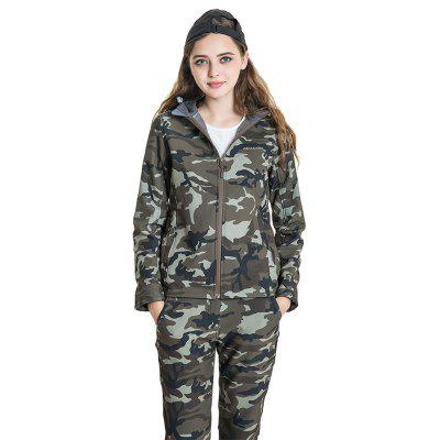 Polar Fire Female Casual Outdoor Jacket