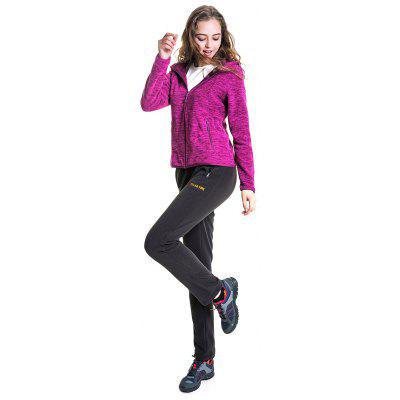 Lightweight Breathable Outdoor Fleece Jacket