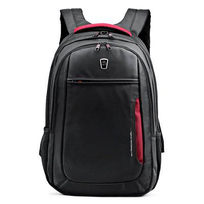 Tigernu T - B3029 Water-resistant 25L Leisure Backpack BagBackpacks<br>Tigernu T - B3029 Water-resistant 25L Leisure Backpack Bag<br><br>Bag Capacity: 25L<br>Brand: TIGERNU<br>Capacity: 21 - 30L<br>Features: Ultra Light, Water Resistance, Laptop Bag<br>For: Sports, Traveling, Casual<br>Gender: Unisex<br>Package Contents: 1 x Tigernu T - B3029 Leisure Backpack<br>Package size (L x W x H): 33.00 x 8.00 x 42.00 cm / 12.99 x 3.15 x 16.54 inches<br>Package weight: 1.1600 kg<br>Product size (L x W x H): 32.00 x 16.00 x 48.00 cm / 12.6 x 6.3 x 18.9 inches<br>Product weight: 1.1500 kg<br>Strap Length: 46 - 75cm<br>Style: Leisure<br>Type: Backpack