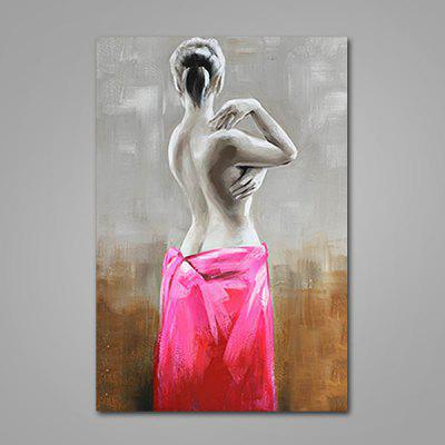 Qiaojiahuayuan Unframed Prints Body Art Wall Artwork