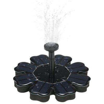 Solar Powered Fountain Garden Decoration