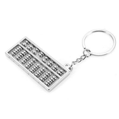 Keychain Mini Chinese Traditional Account Abacus PatternNovelty Toys<br>Keychain Mini Chinese Traditional Account Abacus Pattern<br><br>Features: Creative Toy, Mini<br>Materials: Metal<br>Package Contents: 1 x Keychain<br>Package size: 6.70 x 3.60 x 1.60 cm / 2.64 x 1.42 x 0.63 inches<br>Package weight: 0.0230 kg<br>Product size: 5.70 x 2.60 x 0.60 cm / 2.24 x 1.02 x 0.24 inches<br>Product weight: 0.0220 kg<br>Series: Entertainment<br>Theme: Classic Theme