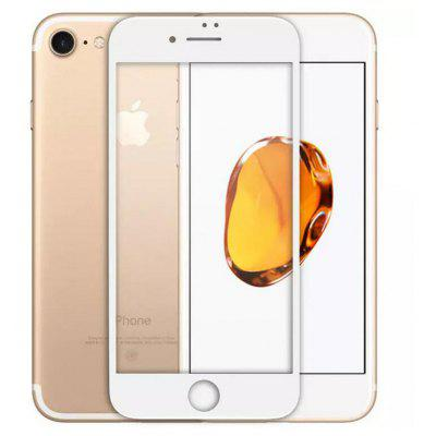 ASLING Scratch-proof Full Tempered Glass for iPhone 8
