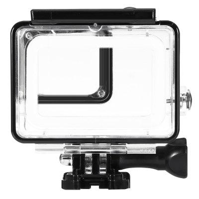 Waterproof Case + Filter + Lens Cap + Protective ScreenAction Cameras &amp; Sport DV Accessories<br>Waterproof Case + Filter + Lens Cap + Protective Screen<br><br>Accessory type: Camera Accessories Kit<br>Apply to Brand: Gopro<br>Compatible with: GoPro Hero 5<br>Package Contents: 1 x Cleaning Cloth, 1 x Dry Clean Cloth, 1 x Alcohol Clean Cloth, 1 x Toughened Protective Screen, 1 x Waterproof Case, 1 x Long Screw, 1 x Aircraft Tail Screw, 1 x Lens Cover, 1 x Filter, 1 x Battery<br>Package size (L x W x H): 13.00 x 9.70 x 5.80 cm / 5.12 x 3.82 x 2.28 inches<br>Package weight: 0.1750 kg<br>Product weight: 0.0990 kg