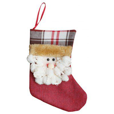 Buy COLORMIX Christmas Santa Claus Hanging Decoration for $1.34 in GearBest store