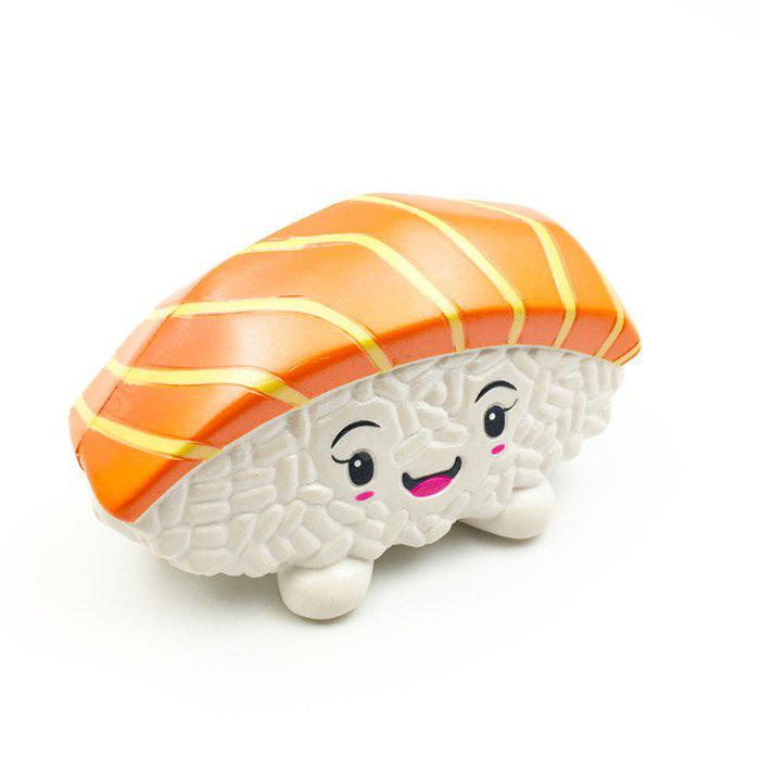 Slow Rising Squishy Brinquedo Cartoon Emoji Estilo