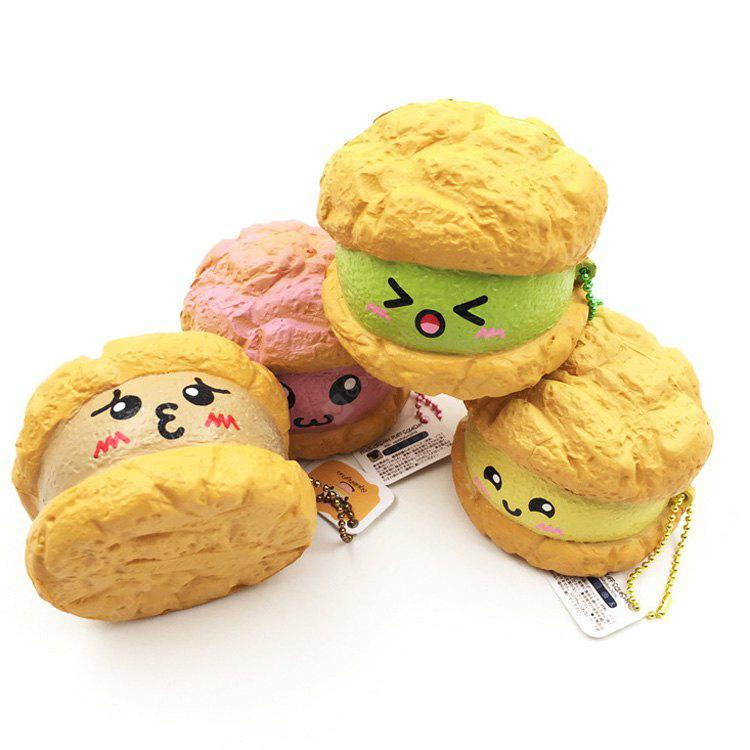 COLORMIX Cute Emoji Style Hang Decoration Toy 1PC