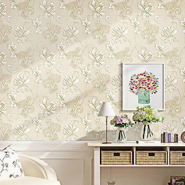 European Pastoral Style Wallpaper for TV Background