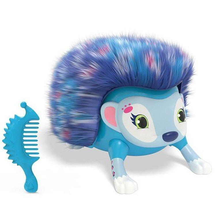 BLUE Creative Hedgehog Style Toy