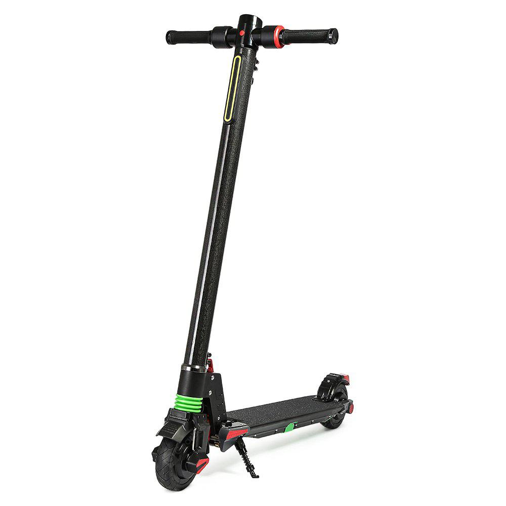 Folding Electric Scooter with 10.4Ah Battery 2 Motors EU Plug