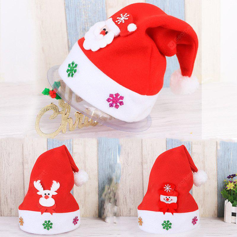 MCYH YH586 Santa Claus Hat for Christmas 3PCS