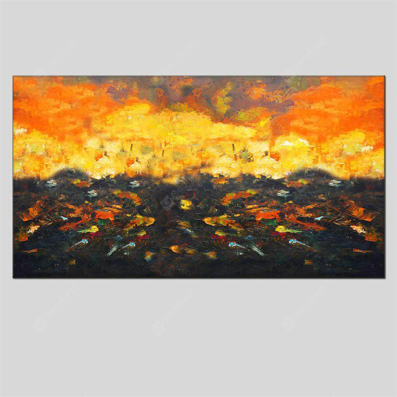 Hua Tuo Modern Hand Painted Wall Art Abstract Oil Painting
