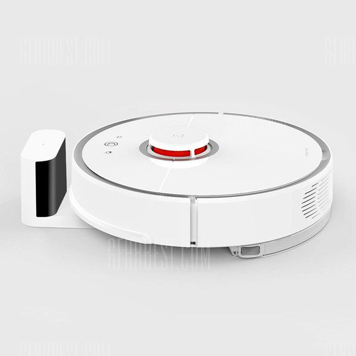 roborock S50 Smart Robot Vacuum Cleaner - WHITE