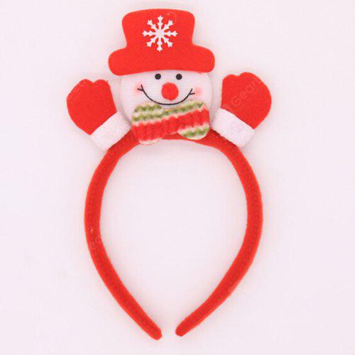 Christmas Ornaments Luminous Headband for Party