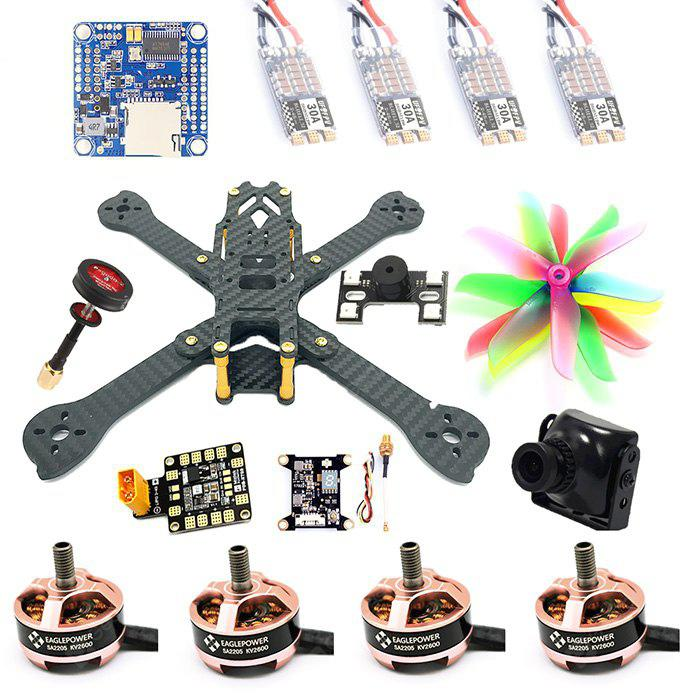 Fighter 220 220mm FPV Racing Drone DIY Kit